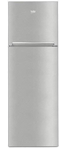 Beko RDSA310M20S Libera installazione 306L A+ Argento frigorifero con congelatore, Senza installazione