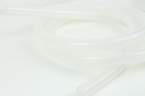Lindemann Shisha Wasserpfeifen Silikonschlauch Größen (150, Transparent)