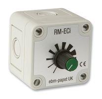 RMECI-Lüfterzubehör, Drehzahlregler für EC-Lüfter, EC-Lüfter von ebm-papst