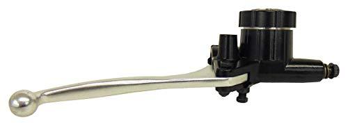 Round Hydraulic Front Brake Master Cylinder 16mm Compatible with Kawasaki Z1 900 KZ 650B H2 750