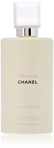 Chanel Chance Eau Fraiche Women, Foaming Shower Gel, 1er Pack (1 x 200 ml)