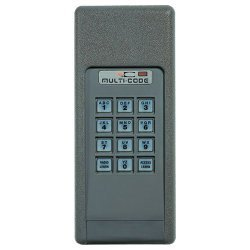 Lowest Prices! Garage Door Parts Multicode 4200 Gate or Garagee Door Opener Keypad