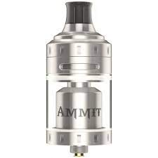 Geekvape Ammit MTL RTA 3D luftstrom 4 ml vape tank 2 teile/los Neueste Original single coil auslaufsicheren zerstäuber vs sirene v2 ammit rta (SS)