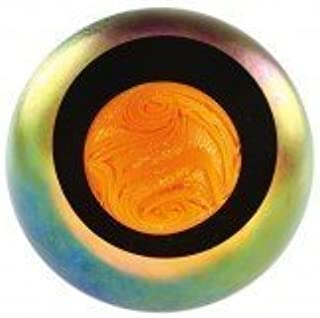 the glass eye paperweight