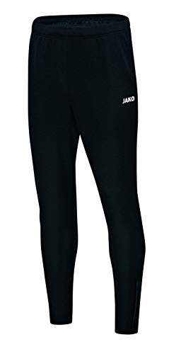 JAKO Herren Trainingshose-8450 Trainingshose, Schwarz, L