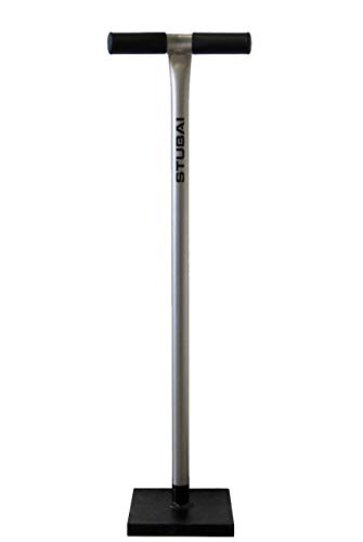 Stubai 101607 Betonstampfer 200x200mm, T-groß silber verzinkt 12 kg