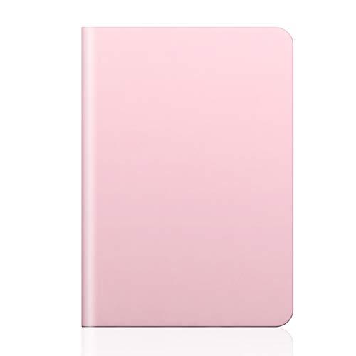 【日本総代理店品】SLG Design iPad mini Retina レザーケース [スタンド機能/自動オン・オフ機能/液晶保護フィルム付] D5 Calf Skin Leather Diary ベビーピンク ダイアリータイプ SD3339iPMR