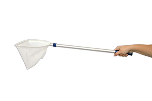 TickiT Telescopic Pond Net - Extendable Handle 20