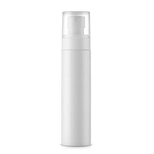 CyFe Vaporisateur en bouteille, pulvérisateur à poussoir, huile essentielle, parfum et lotion, blanc, 120 ml