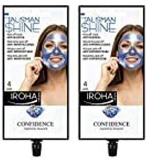 Iroha Nature - Mascarilla Facial Peel Off Azul, Talisman Shine ...