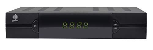 FTE Maximal Univers U5150HD Digitaler Kabelreceiver Full HD, HDMI, Scart,USB 2.0, RJ45 Netzwerk 45050 Schwarz