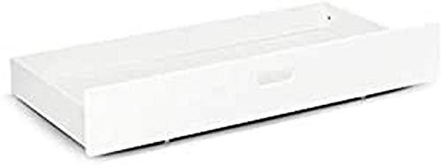 moKee Cot Bed Mini Drawer, White