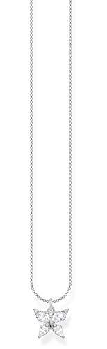 Thomas Sabo Collar Señoras Plata de Ley 925 circonita Otra Forma - KE2101-051-14-L45v