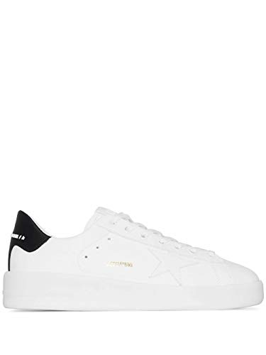 Golden Goose Luxury Fashion Damen G36WS603A3 Weiss Leder Sneakers | Herbst Winter 20