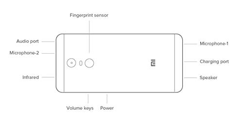 'XIAOMI REDMI Note 5–Smartphone 5.99(Snapdragon Octa 636, 64GB interner Speicher, 4GB RAM, 13MP Kamera, Android) Schwarz