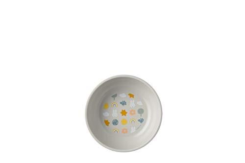 Mepal Mio – Cuencos para niños – Miffy explore – Bol de cereales para bebé – Apto para microondas – Apto para lavavajillas