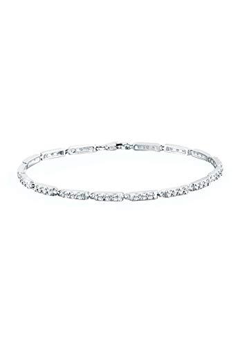 Elli Armband Filigran Swarovski® Kristalle 925 Sterling Silber
