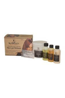 Dr. Miracles Relaxer No-Lye Super Kit by Dr Miracle