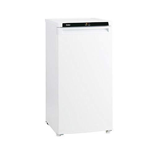 ハイアール102L冷凍庫【右開き】直冷式ホワイト【フリーザー】HaierJF-NU102B-W