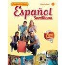 Español Santillana HS Practice Workbook Level 1