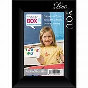 Chatter Box- Love You Photo Frame