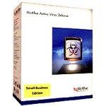 Nai McAfee Active Virus Defense SmallBusiness Ed.4.5 Antivirenpaket 2 Jahre Update+1 Jahr PrimeSupport Connect 10 User E
