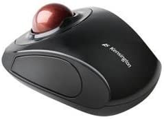 Kensington, Wireless Orbit Trackball Mouse (Catalog Category: Input Devices-Wireless / Trackballs & Gamepads)