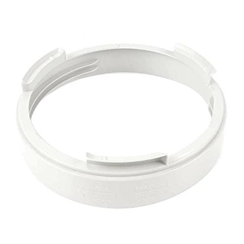 POHOVE - Raccordo per tubo di scarico per condizionatore d'aria, connettore per tubo di scarico, adattatore per finestra, connettore per aria condizionata