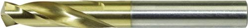 Ptg - Tin hss co DIN 1897 profi rn -kreuzanschliff- 6,90 mm 278 970 690