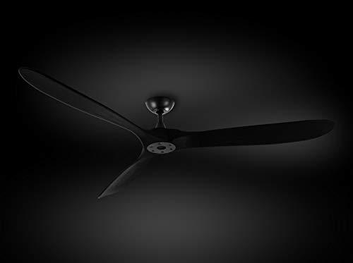 """Indoor/Outdoor Ceiling Fan - Vintage Rustic Propeller Wood Indoor/Outdoor Ceiling Fan - 60"""" Diameter"""