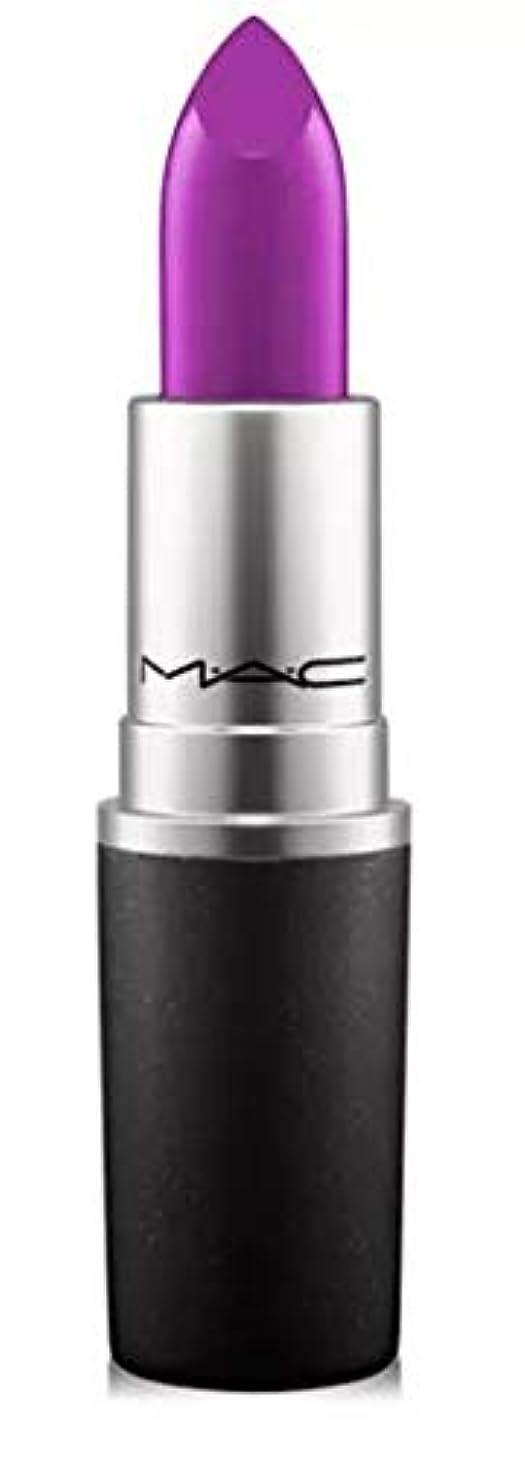 ハリケーン生じる先例マック MAC Lipstick - Plums Violetta - bright clean violet purple (Amplified) リップスティック [並行輸入品]