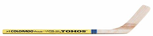 TOHOS Unisex Adult Eishockey Schläger Colorado, Gelb, 80 cm