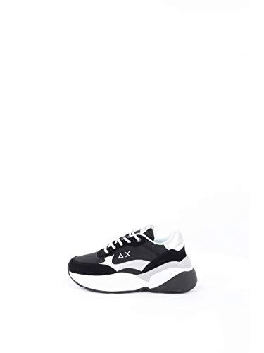 SUN 68 SCARPE Z30220 Sneakers Basse Donna Black 38