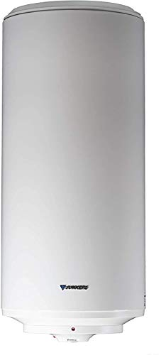 Junkers Grupo Bosch Termo Electrico 100 litros | Calentador de Agua Vertical, Resistencia Ceramica, 2000w