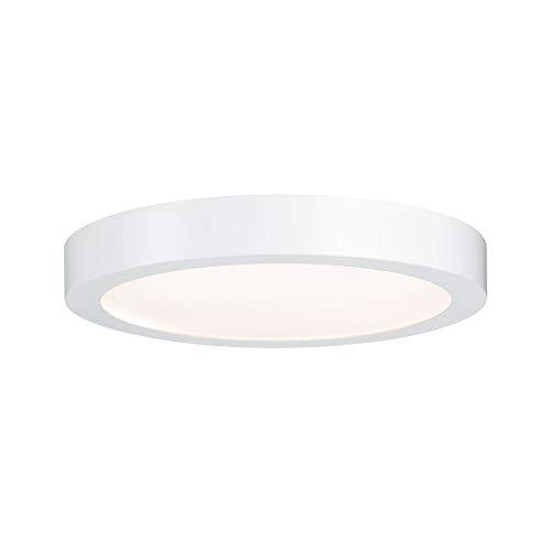 Paulmann 706.43 LED Deckenleuchte, 17W, warmweiß (3000 Kelvin), weiß