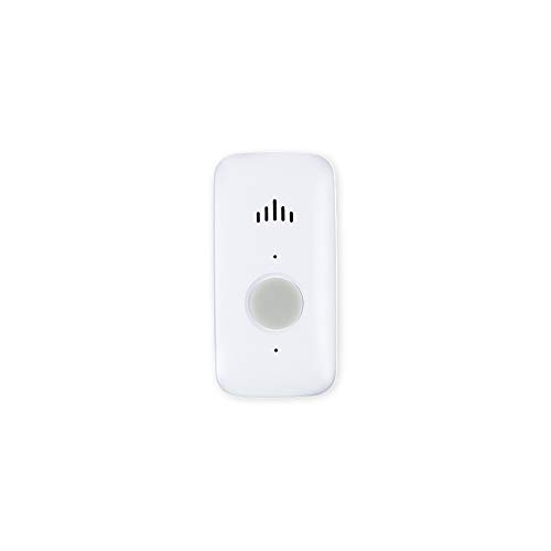 BLACK+DECKER goVia Mini Medical Alert System, Monitoring System, GPS Tracking, LTE Cellular Coverage. Additional Auto Fall Detection Available.