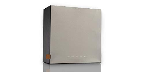 Högtalare - The Most Dynamic Wireless HiFi Speaker, Great Hi-Fi Sound, IKEA Compatible (White Minimal)