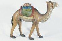 Kamel, stehend * angekleidet, mit beweglichen Köpfen, Händen und Füßen * 60 cm