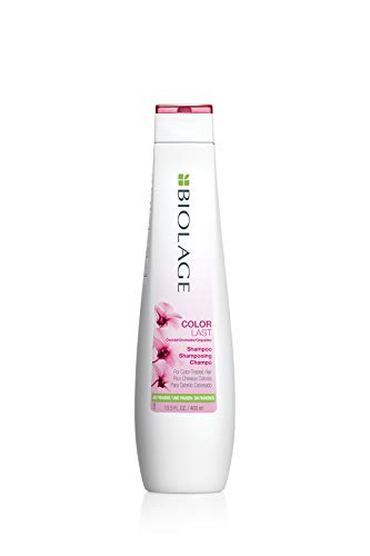 BIOLAGE Colorlast Shampoo For Color-Treated Hair,White 13.5 Fl. Oz