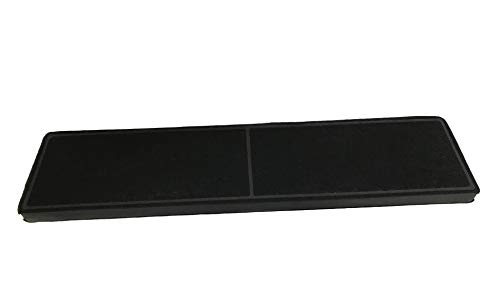 Filtro de carbón activo de repuesto adecuado para campana extractora Miele: DKF 18/DKF 20/DKF 21.