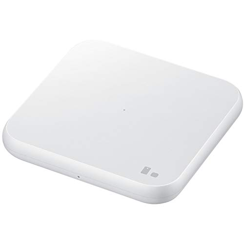 Samsung Wireless Charger Pad EP-P1300T inkl. Ladeadapter, White