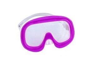 Tauchermaske Taucherbrille Pink ab 7 Jahre Bestway
