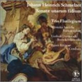 Sonate Unanrum Fidum for Violin & Basso Continuo
