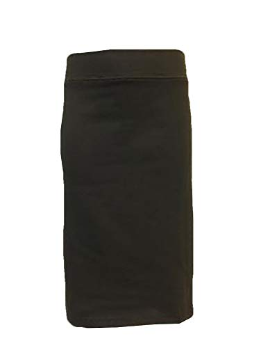 KIKI RIKI Girls Cotton Pencil Skirt Style 4840 Black XXL