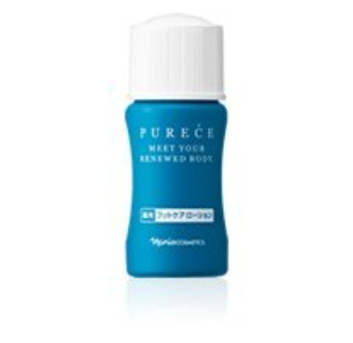油トレースナサニエル区ナリス化粧品 薬用 ピュアーチェ(PURECE) フットケアローション 30ml