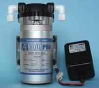 generisch Druckerhöhungspumpe für Umkehr-Osmose-Anlagen High Flow bis 110L/Tag