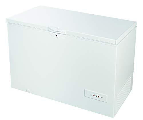 Indesit OS 1A 450 H Independiente Baúl A+ Blanco - Congelador (Baúl, 20 kg/24h, N-ST, 44 dB, A+, Blanco)