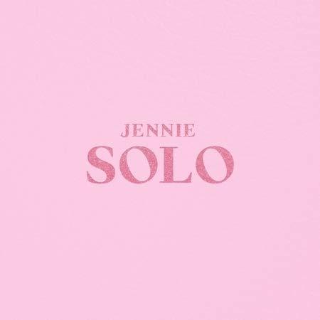 BLACKPINK Jennie - [Solo] 1st Solo Album CD+72p PhotoBook+1p Postcard+1p Card+Tracking K-POP Sealed
