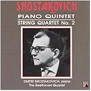 Shostakovich: Piano Quintet in G Op. 57 / String Quartet No. 2, Op. 68