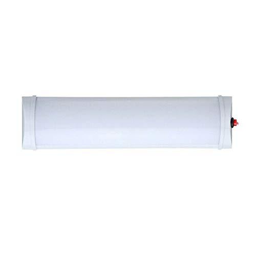 LQKYWNA Luz de coche Interior Closet Light 72 Led 12 V 1500Lm Clean y suave flujo luminoso placa de aleación de aluminio y ABS Shell plástico hasta 50.000 horas Soporte de cinta